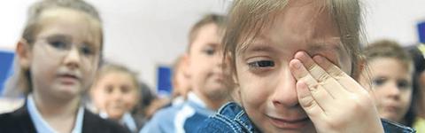 Çocuk Gelişiminde Okul Korkusu